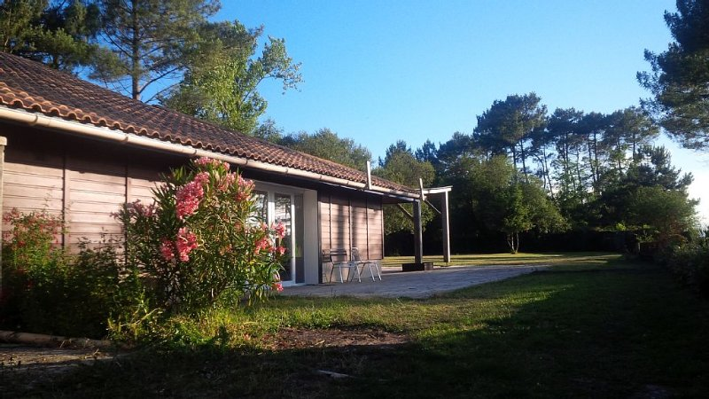 Full foot apartment - 60m2 - 4 Person - 50m from the lake, holiday rental in Hourtin-Plage
