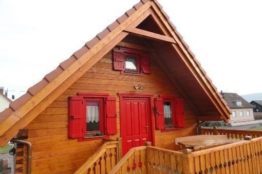 Chalet de charme indépendant à Wintzfelden au coeur de la Vallée Noble, casa vacanza a Guebwiller