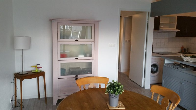 DUPLEX in a residence SEA FRONT, holiday rental in Langrune-sur-Mer