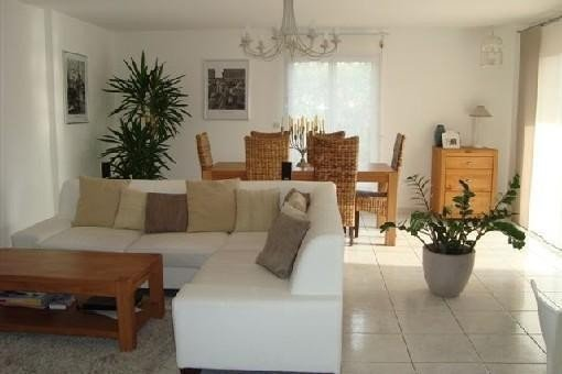 Pleasant house with pool 5 minutes from the sea and golf, holiday rental in Villeneuve