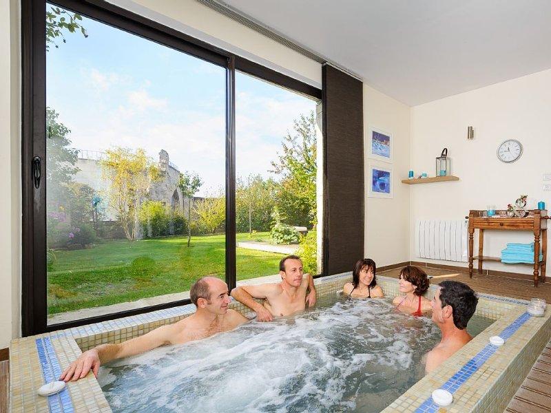 Gite privé rénové, chic et chaleureux, SPA en option, vacation rental in Aisne