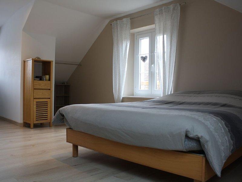 Chambre privée au coeur du vignoble, holiday rental in Trois-Epis