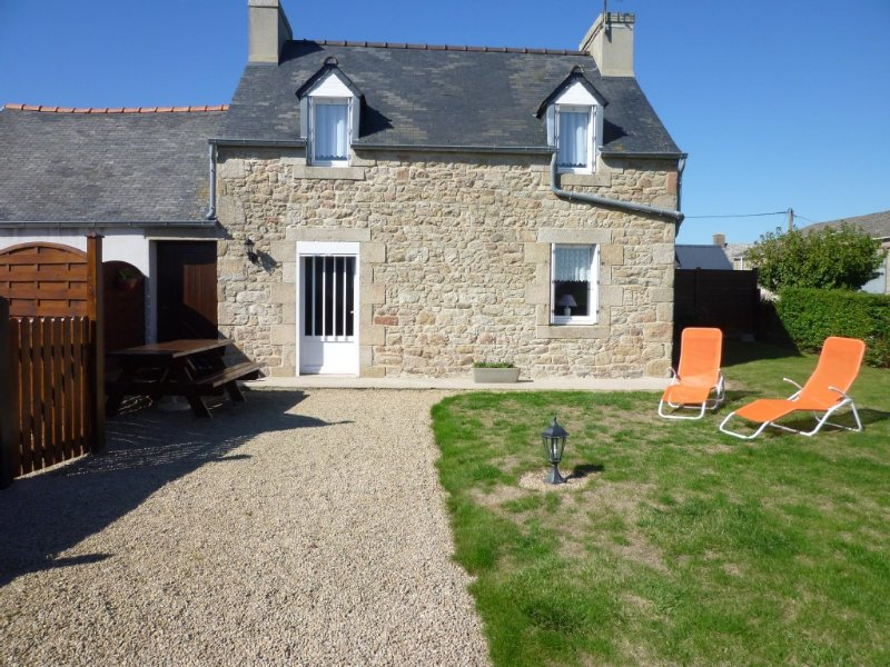 Former fisherman's house, holiday rental in Finistere
