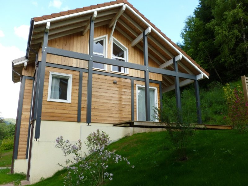 CHALET CONTEMPORARY COMFORT WITH SAUNA GERARDMER XONRUPT, vacation rental in Xonrupt-Longemer