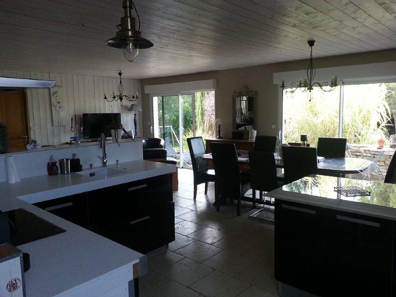 Charmante maison de vacances Proche Mer, holiday rental in Saint Vivien