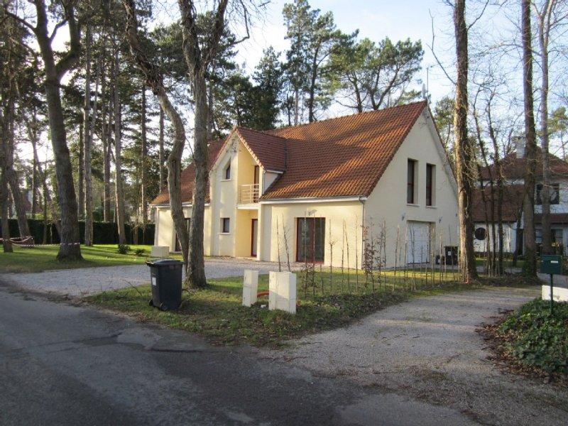 Grande Villa au Touquet Paris Plage en lisière de forêt  20 P, alquiler vacacional en Merlimont