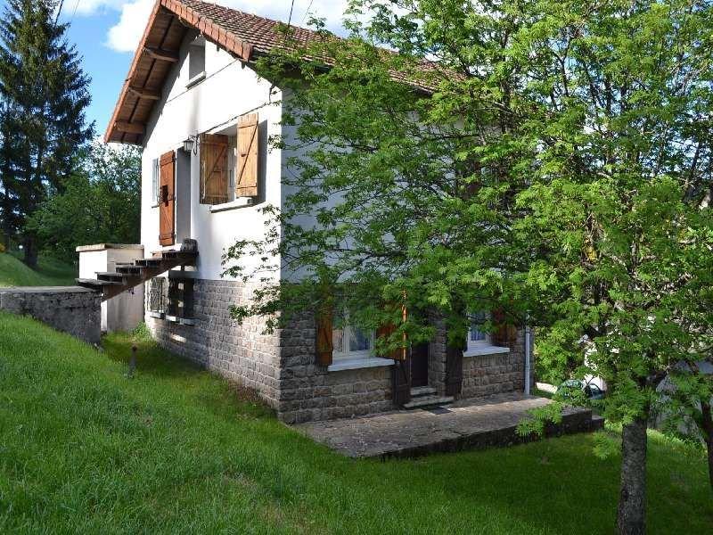 CHALET MONTAGNE ENTRE LOZERE ET ARDECHE DE 4 A 10 PERSONNES, holiday rental in Bagnols-les-Bains