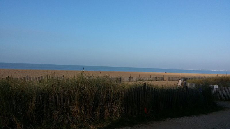 BEL APPARTEMENT VUE MER, vacation rental in Chatelaillon-Plage