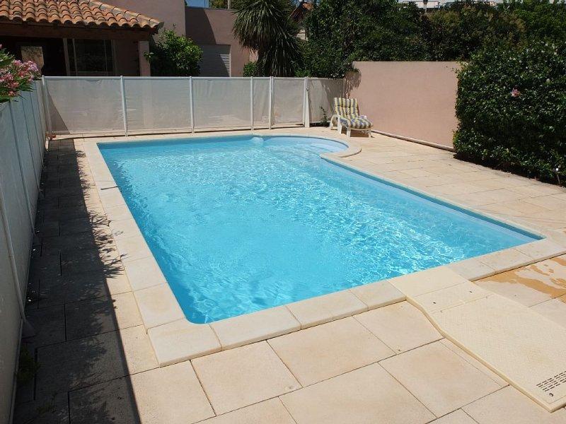 MAISON  AVEC PISCINE, vacation rental in Sete
