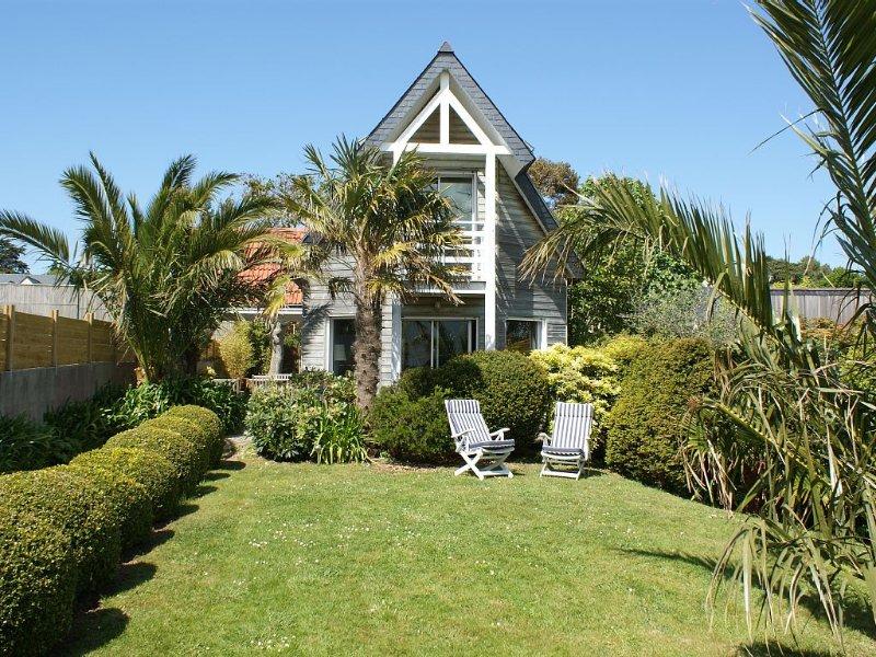 Maison proche centre ville et plages, location de vacances à Perros-Guirec