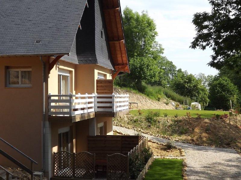 Maison LINA - Rosalina Honfleur, Ferienwohnung in Gonneville-sur-Honfleur