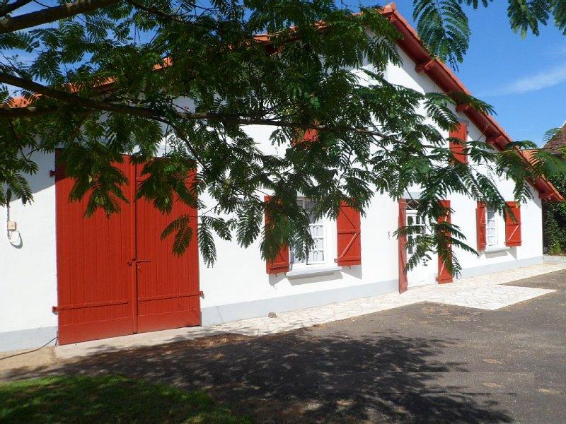 Ferme rénovée proche de DAX, 3 Chambres,  2 SDB,  classée 4* – semesterbostad i Saint-Paul-les-Dax