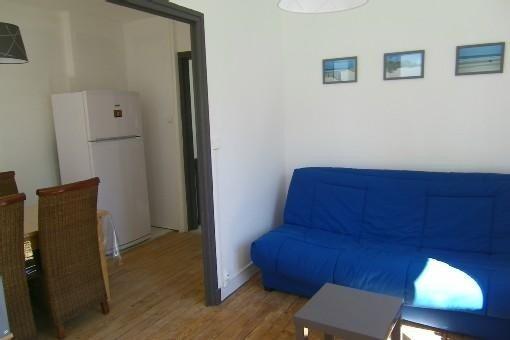 Appartement très ensoleillé T2 avec 2 balcons - A 200m de la plage - Berck, vacation rental in Pas-de-Calais