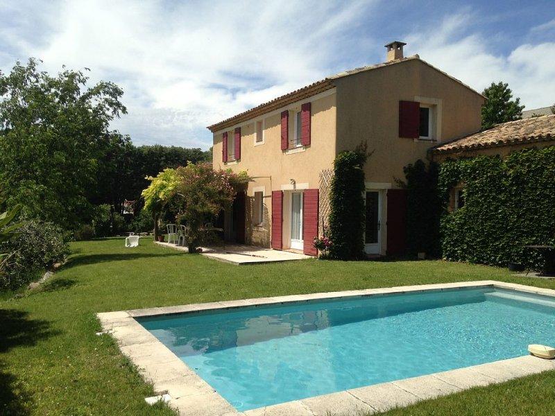 Jolie maison avec piscine Aix en Provence, vacation rental in Aix-en-Provence