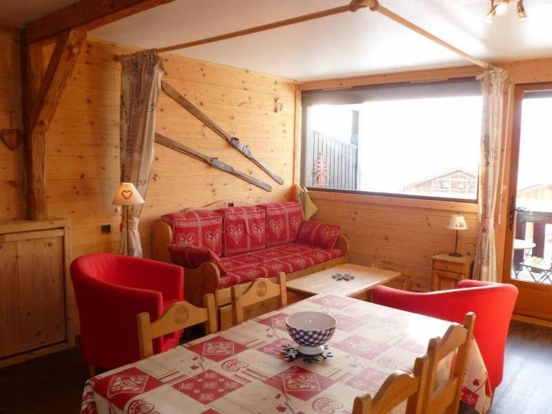 T2 STANDING 39 M² SOUTH CENTRAL STATION 5 people, location de vacances à Hauteluce
