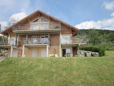 Appartement rez d ch  avec vue panoramique, 3km/pistes, 1km du lac, vacation rental in Gerardmer