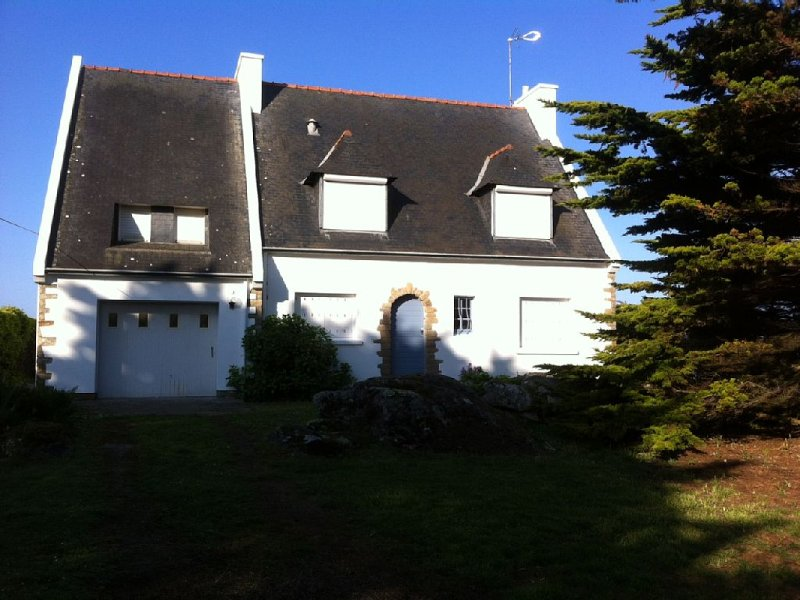 House 'Waterfront' in southern Brittany, holiday rental in Concarneau