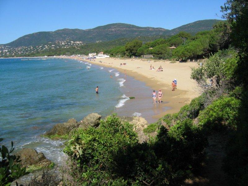 Location meublée à 500m de la plage, location de vacances à La Croix Valmer