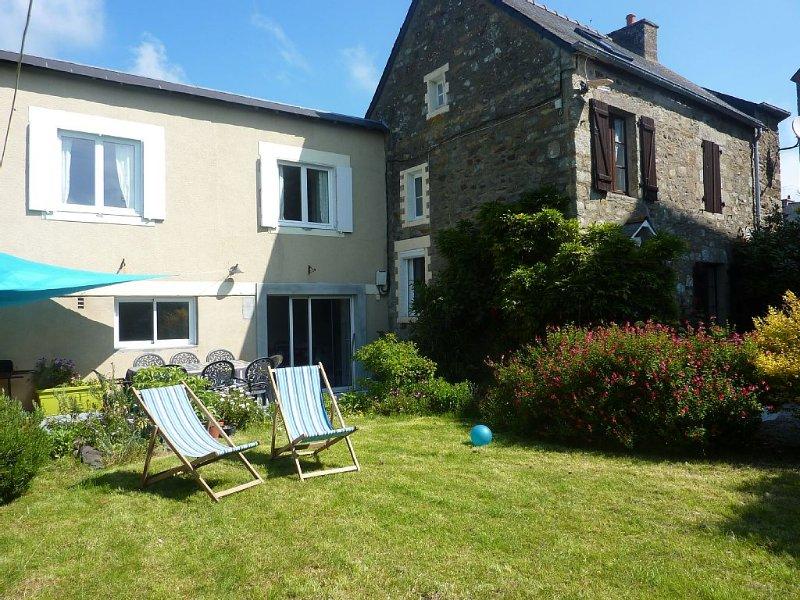 Maison pour 8 personnes à Matignon, proche de Saint Cast, alquiler de vacaciones en Matignon
