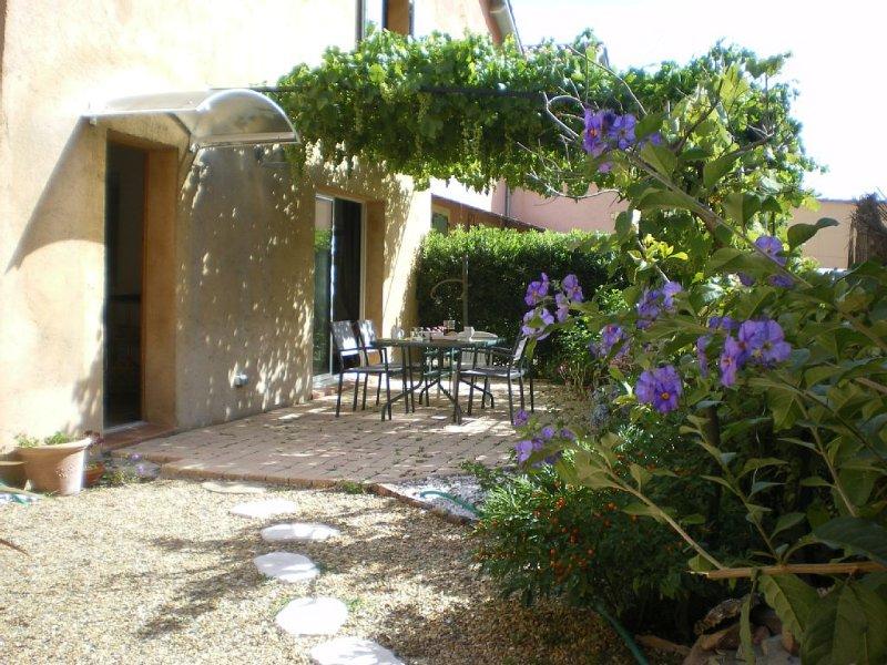 Maison de vacances cote d'azur, casa vacanza a Théoule sur Mer