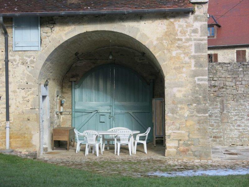 le porche de 17 m²
