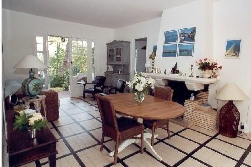 Villa bord de mer, dune du Pilat, pour 6 personnes, entièrement équipée., location de vacances à La Teste-de-Buch