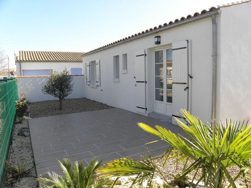 Maison moderne et fonctionnelle, conçue pour des vacances agréables, accès wifi, casa vacanza a Charente-Maritime