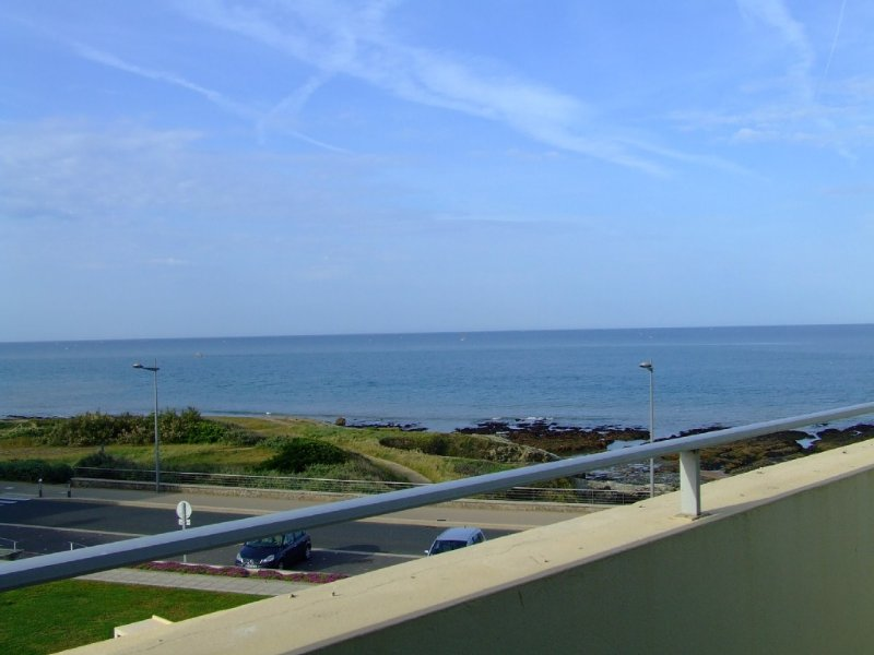 Appartement T2 mezzanine avec splendide vue sur mer, holiday rental in Saint-Hilaire-de-Riez