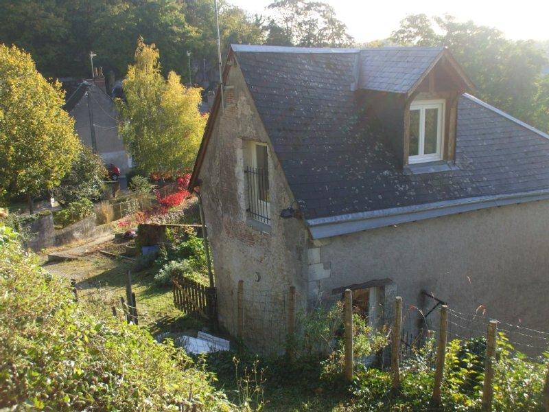 Gite au coeur des chateaux de la Loire, location de vacances à Reugny