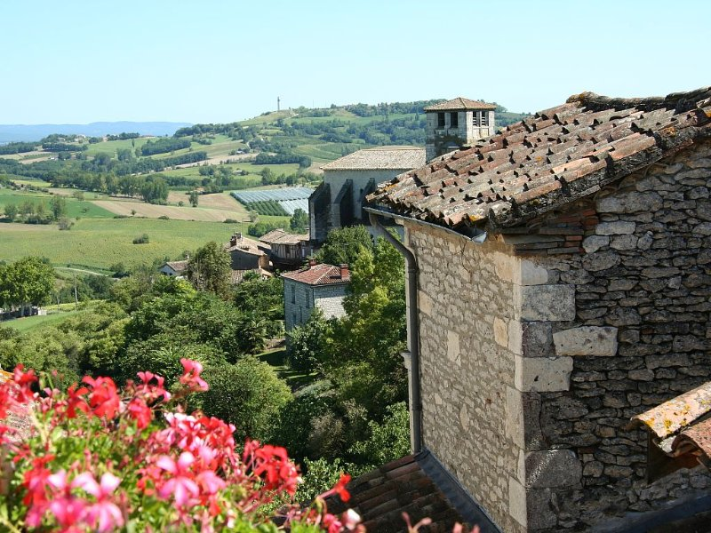 Gîte de caractère au coeur du Quercy, holiday rental in Puylaroque