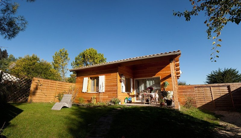 Maison chalet en bois - Les Mathes - Charente-Maritime, location de vacances à Arvert