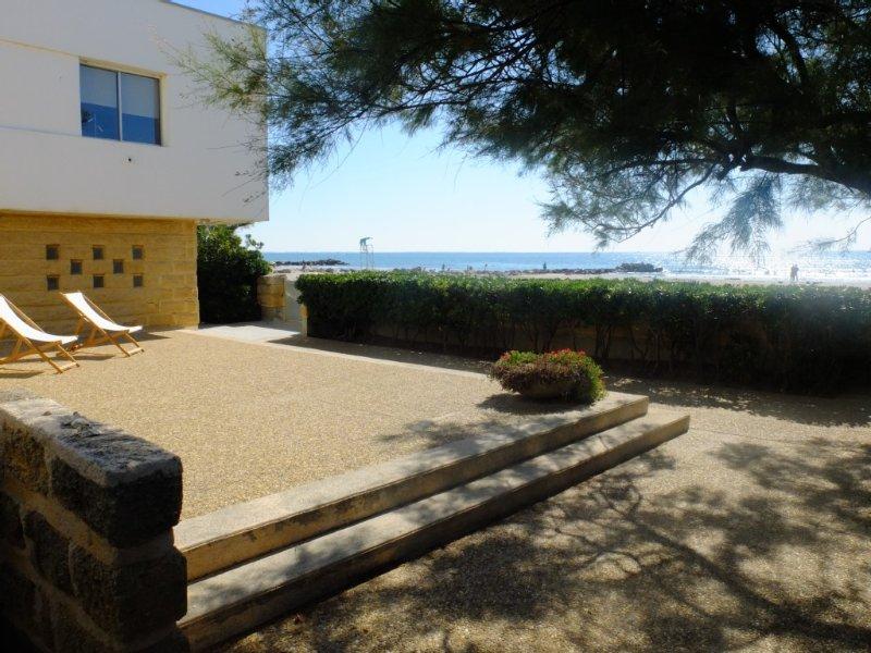 Maison d'architecte sur la plage à Palavas, alquiler vacacional en Palavas-les-Flots
