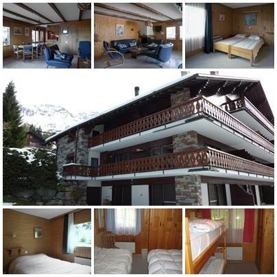 Appartement 4 chambres ........, location de vacances à Verbier