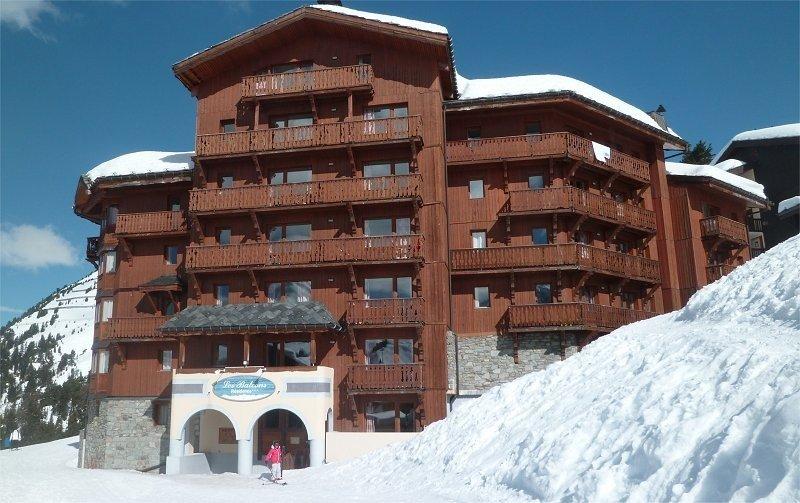 Belle Plagne (2050 m, Paradiski), 3 pièces 57 m², 8 personnes, piscine, holiday rental in Belle Plagne
