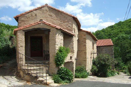 Cottage for 4 persons in an individual house with pool and vtt (2), holiday rental in Olargues