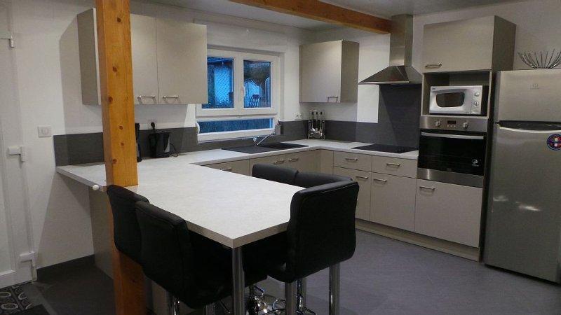 Nouveau gîte moderne en Alsace, vacation rental in Natzwiller