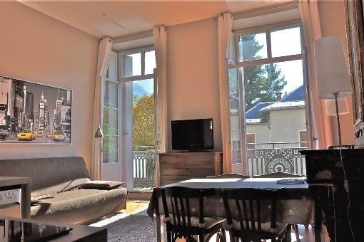 Magnifique T2, plein centre, 400m téléporté et thermes, wifi, prix spécial cures, holiday rental in Bagneres-de-Luchon