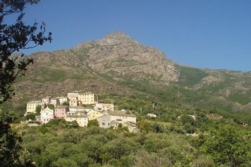 Appartement dans le Cap Corse à Ogliastro, village à 1,5km de la mer., holiday rental in Ogliastro