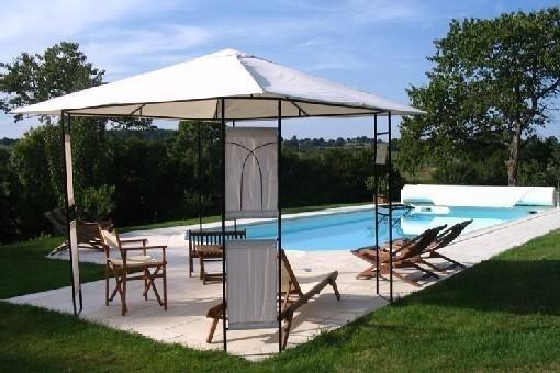 Gîte de luxe 4 épis, avec piscine au coeur des pays de loire, holiday rental in La Suze-sur-Sarthe