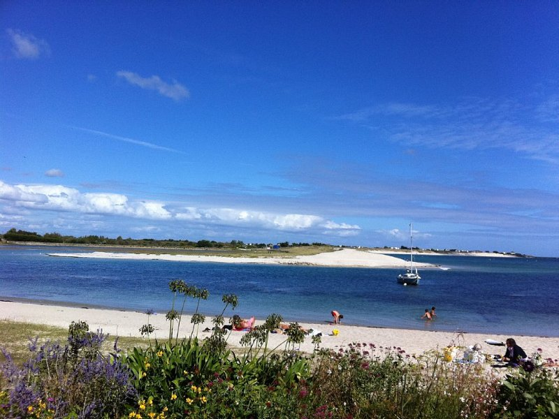 Charming renovated fisherman's house 50m from the harbor and the beach Lesconil, location de vacances à Lesconil