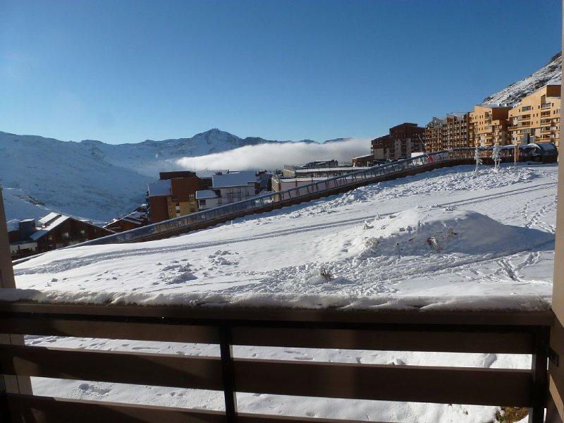 Appartement Ski au pied - Idéalement situé, aluguéis de temporada em Val Thorens