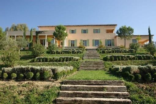 Penthouse. 4 pers. Private Solarium Terrace 105m2, pool 12 m by 6, alquiler vacacional en La Colle-sur-Loup