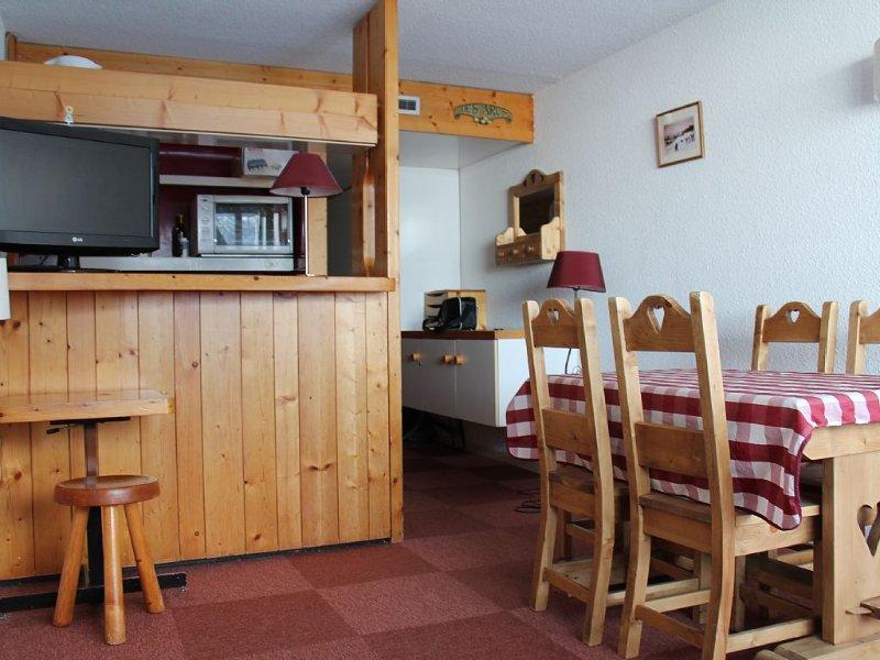 ARCS 1800 - SAVOIE - JOLI STUDIO 4 à 5 Personnes, holiday rental in Les Arcs