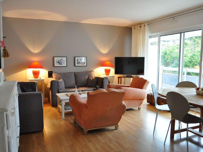 Charmant appartement 90m2 situé entre la rue Saint Jean et la Base Nautique, vacation rental in Le Touquet – Paris-Plage