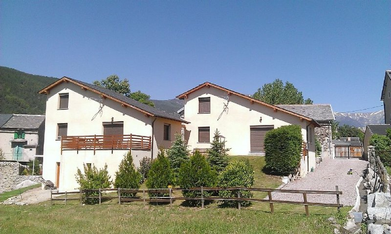 location chalet 6 pers région font romeu (Gite de france 3 épis), location de vacances à Angoustrine