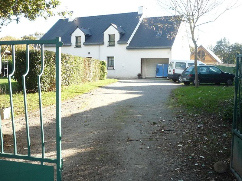 maison traditionnelle, jardin privatif, tranquillité assurée,, casa vacanza a Guerande