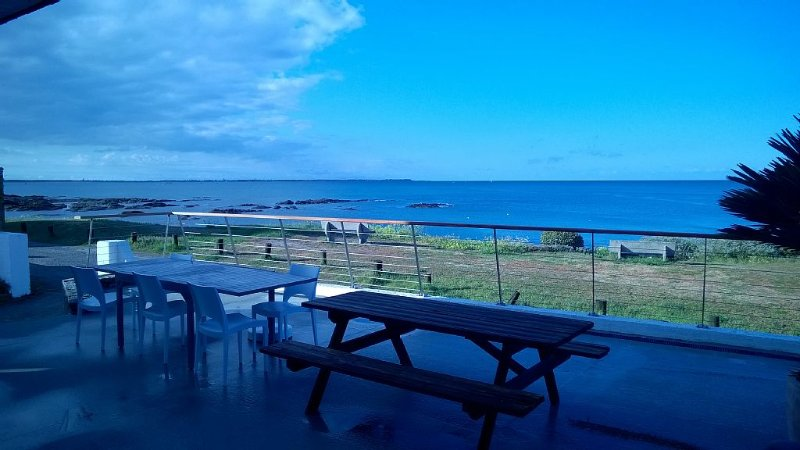 Maison avec superbe vue sur mer, location de vacances à Piriac-sur-Mer