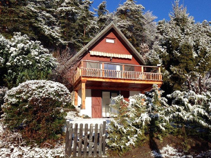 CHALET LOFT  classé  -  Très prisé - 58 excellentes  appréciations - Vue superbe, location de vacances à Hautes-Alpes
