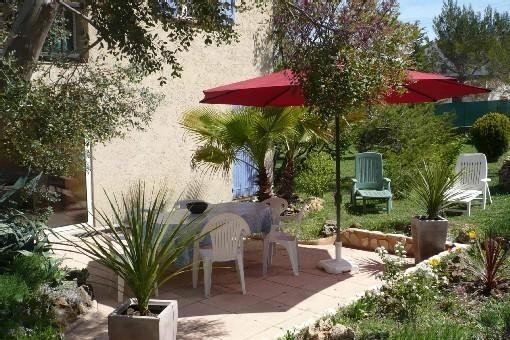 Appartement t 3 RdC villa, holiday rental in Le Val
