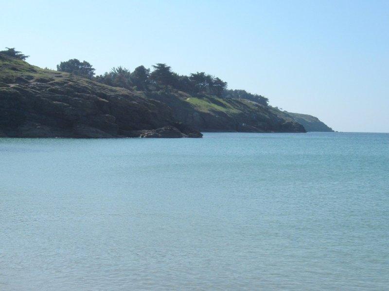 Appartement Golfe Du Morbihan Vue Sur Mer à 200 M De La Plage, location de vacances à Morbihan